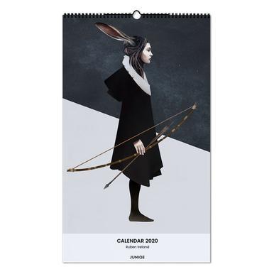 Wall Calendar 2020 - Ruben Ireland -Wandkalender