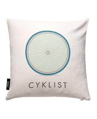 Cyklist Kissenbezug