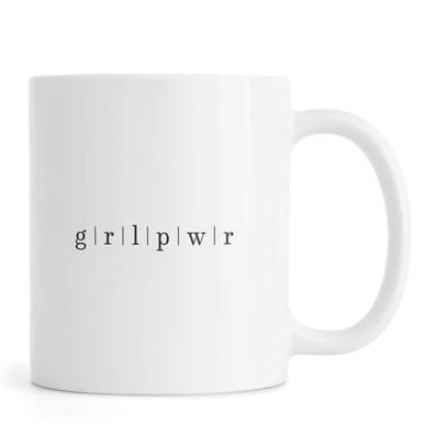 grlpwr Mugg