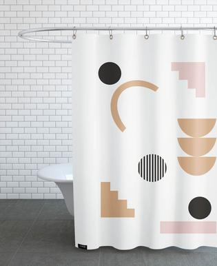 Eugenia Shower Curtain
