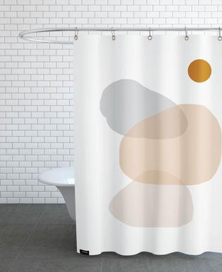 Hypatia Shower Curtain
