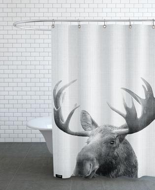 Print 37 -Duschvorhang