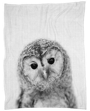 Print 282 Fleece Blanket
