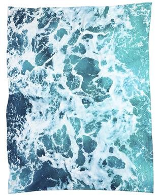Print 219 Fleece Blanket