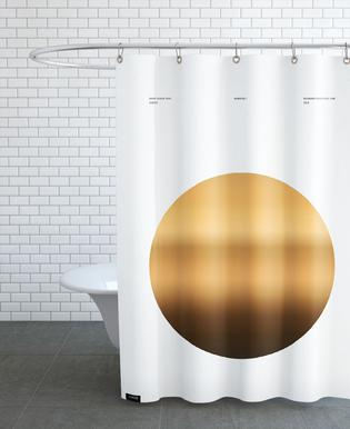 Bondi Beach 2026 Sunset Shower Curtain