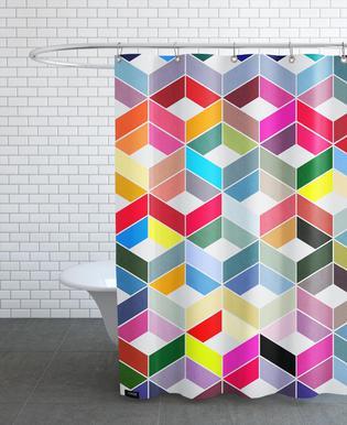 Myriad Shower Curtain