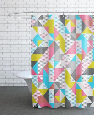 Apartment 02 Shower Curtain