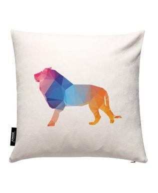 Glass Animals - Lion Cushion Cover