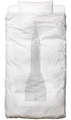 The Chrysler Building Bettwäsche