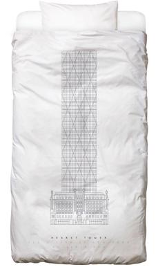 Hearst Tower Bed Linen