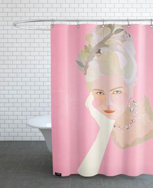 Marie Antoinette Portrait Shower Curtain
