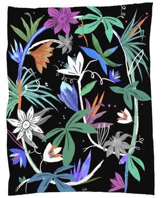 Botanica Passionflower 4 plaid
