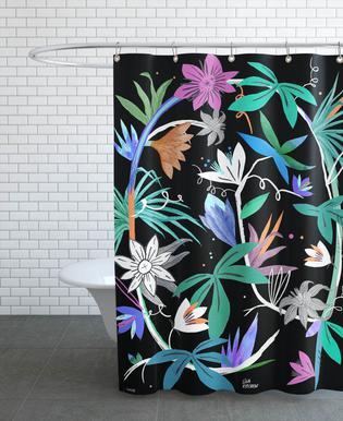 Botanica Passionflower 4 rideau de douche
