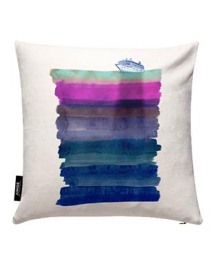 Silent Sea Cushion Cover