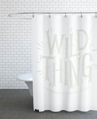 Wild Thing Shower Curtain