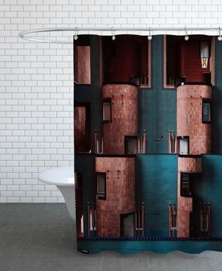 Walden Grangilbert Shower Curtain