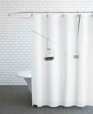 Foggy Shower Curtain