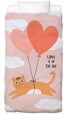 Love Is in the Air -Kinderbettwäsche