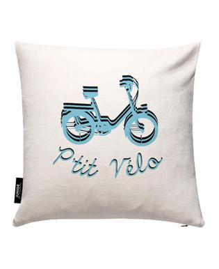 Logo P'tit Vélo Kissenbezug