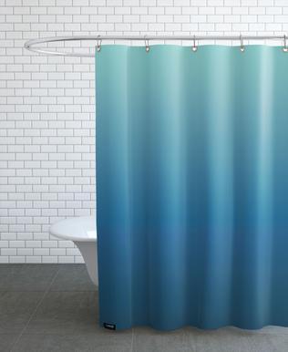 Deep Sea Dive Shower Curtain