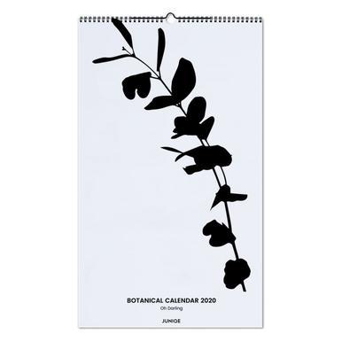 Botanical Calendar 2020 - Oh Darling Wall Calendar
