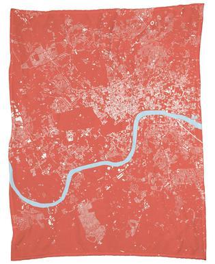 London Pink plaid