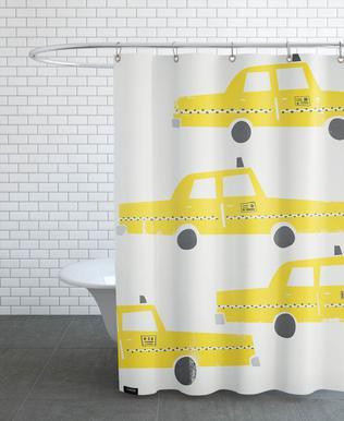 Taxi! -Duschvorhang