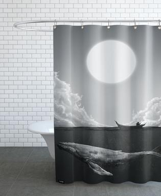 Otherside Shower Curtain