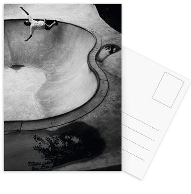 Kidney x Slasher -Postkartenset