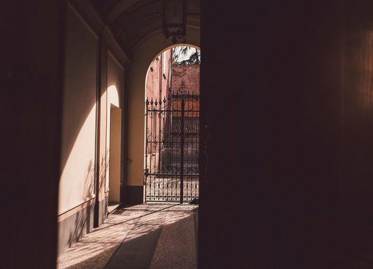 Bologna 2 Canvas Print