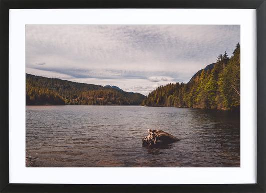 Canada 5 Framed Print