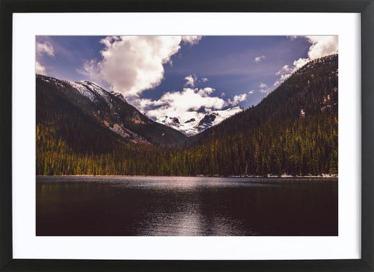 Canada 12 Framed Print