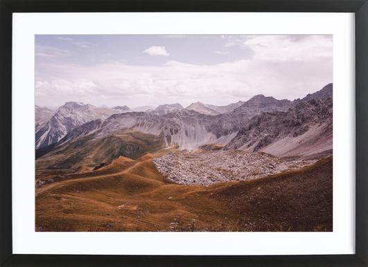 Sapün 5 Framed Print