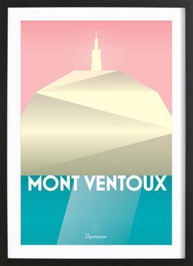 Mont Ventoux II Framed Print