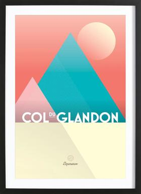Col du Glandon II Framed Print