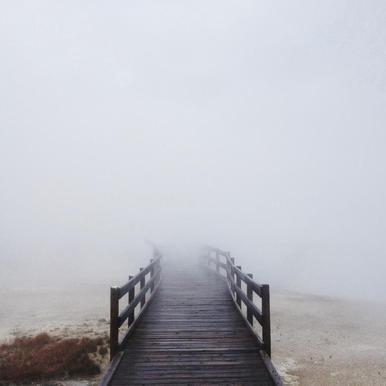 Geyser Steamway -Leinwandbild