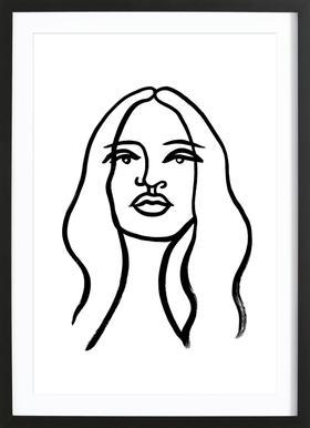 Selma Framed Print