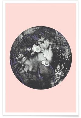 Mercury Pink - Poster