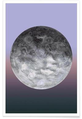 Quaoar gradient -Poster