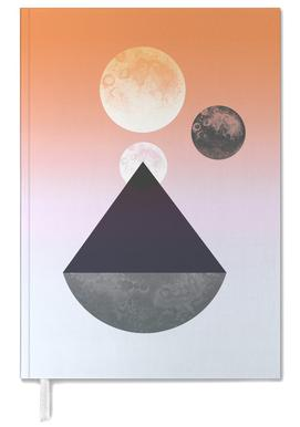 Moon Triangle Personal Planner