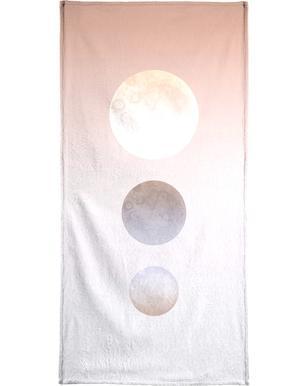 Moon Triplet -Handtuch