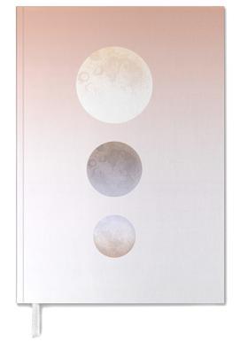 Moon Triplet Personal Planner