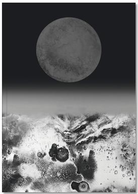 Walking on Lunar Notebook