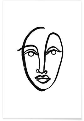 Drawing Faces Art Styles