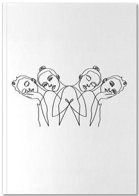 Girls notitieboekje