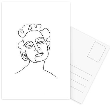 Maude Postcard Set