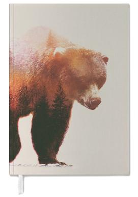 Brown Bear -Terminplaner