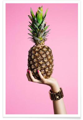 Pineapple affiche