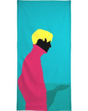 Menswear 1 - Cold Beach Towel