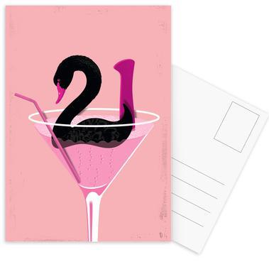 21 -Postkartenset